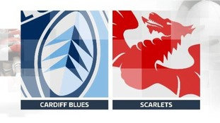 Blues keep European Cup hopes alive with Scarlets win
