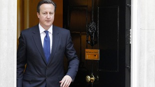 David Cameron wrote last week of his strong Christian beliefs.