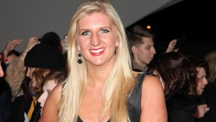 Becky Adlington 'happier' after surgery reports