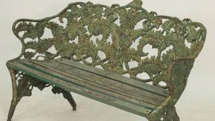 Wood summer seat