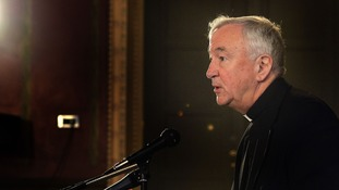 Cardinal Vincent Nichols, leader of the Catholic Church in England and Wales.