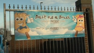 Daft as a Brush charity opens new information desk.