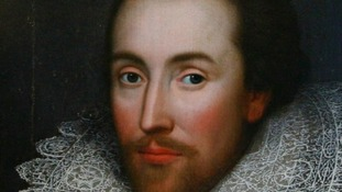 William Shakespeare turns 450 today.
