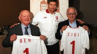 Euro 2012 England Steven Gerrard