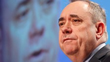 SNP leader Alex Salmond