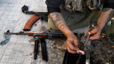 Syria: Warning over sharp increase in 'British jihadis'