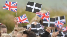 'Proud day' as Cornish receive official minority status
