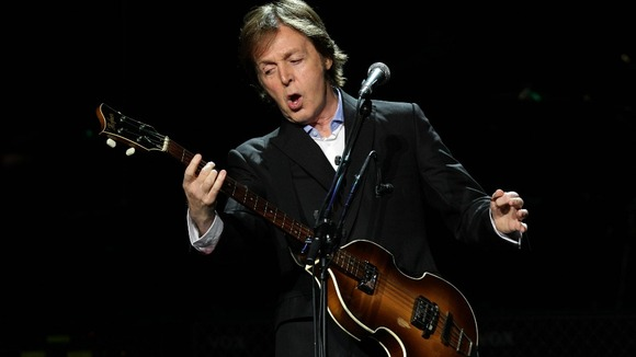 Diamond Jubilee Paul McCartney