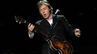 Diamond Jubilee Paul McCartney