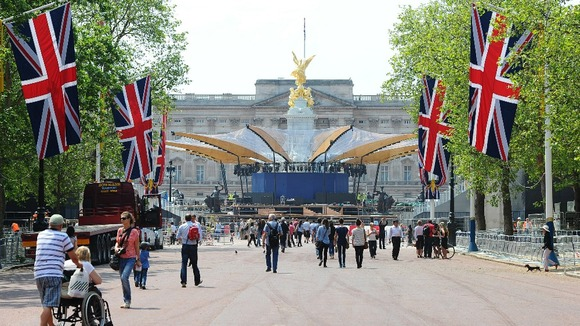 Diamond Jubilee Buckingham Palace