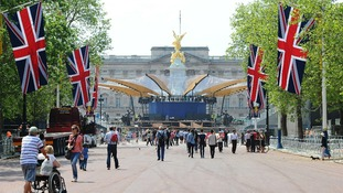 Diamond Jubilee Buckingham Palace