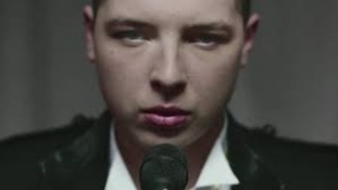John Newman nominated for songwriting award
