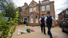 Post-mortem tests due for three children found dead