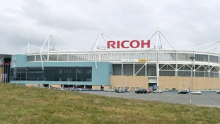 UK's first streaker competition to be held at Ricoh Arena