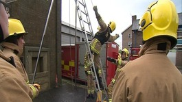 Recruitment drive for Cumbria fire service