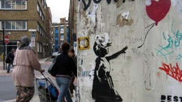 Banksy criticises 'disgusting' exhibition showcasing his work