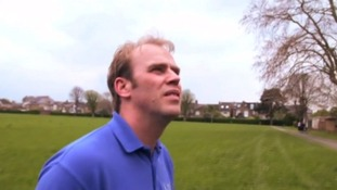Andre Lampitt, appearing in a recent Ukip party political broadcast