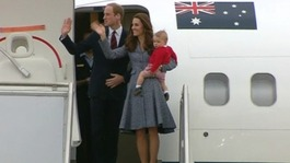 Royals wave goodbye as Australia tour draws to a close