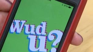 Wud U app