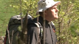 Vicar walking a thousand miles for charity