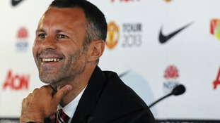 Ryan Giggs became player/manager for Manchester United after David Moyes was sacked