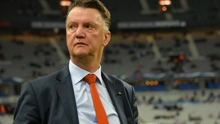 Holland manager Luis van Gaal is reportedly being lined up as the permanent manager of Manchester United