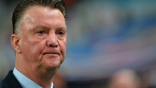 United dismiss van Gaal reports