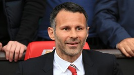 Ryan Giggs' first game as Man United manager ends in 4-0 win