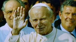 Pope John Paul II  the Catholic Church for 27 years.