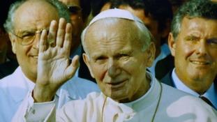 Pope John Paul II  the Catholic Church for 27 years.
