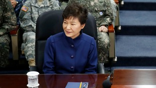 South Korea's president has accepted her prime minister's resignation.