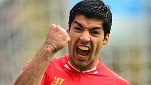Rodgers hails Suarez