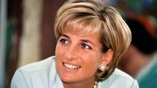 Princess Diana died in a car crash in Paris on 31st August 1997