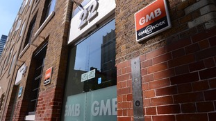 GMB headquarters in London