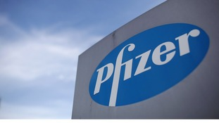 Corporation tax rate in the UK is now so low, relative to the US, that Pfizer wants to locate here.