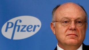 Vice President of Pfizer, Ian Read