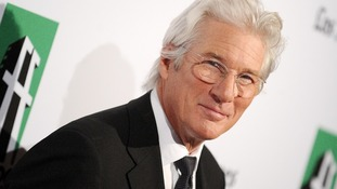 Hollywood actor Richard Gere was mistaken fora homeless man while filming for his new film Time Out of Mind
