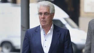 Max Clifford pictured ahead of the verdict today.