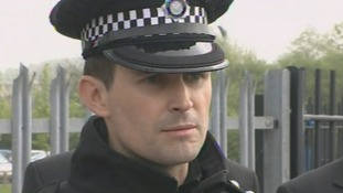 Chief Inspector Nik Adams said the stabbing of Ann Maguire was 'very much an isolated incident'.