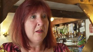 Jenny Pearmain fears the charges could hurt her business.