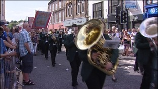 Durham Miners' Gala - under threat?
