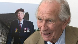 Nick Archdale was with The Parachute Regiment on D-Day.