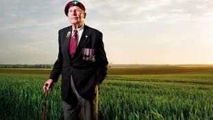 William Bray is one of the veterans in the exhibition.