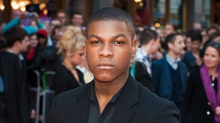 John Boyega hit the big screen in Attack the Block.