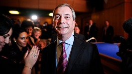 Farage announces he will not stand in Newark by-election