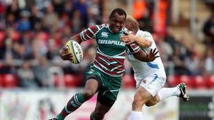 Vereniki Goneva named Leicester Tigers' Player of the Year