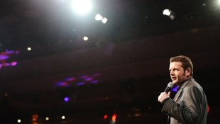 Kevin Bridges will headline the Comedy Arena.