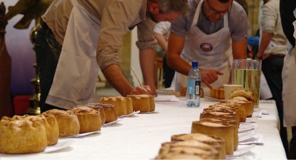 british pie awards take place in melton mowbray central