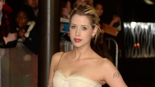 Peaches Geldof was found dead at her family home in Wrotham, Kent.