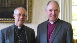 Bishop of Exeter Confirmed